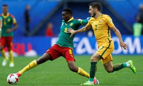 Cameroon v Australia: Confederations Cup – live!
