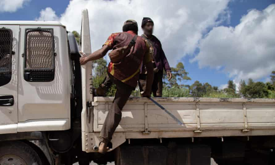 With little police presence or authority in rural PNG, tribal disputes, usually over land, are settled with violence.