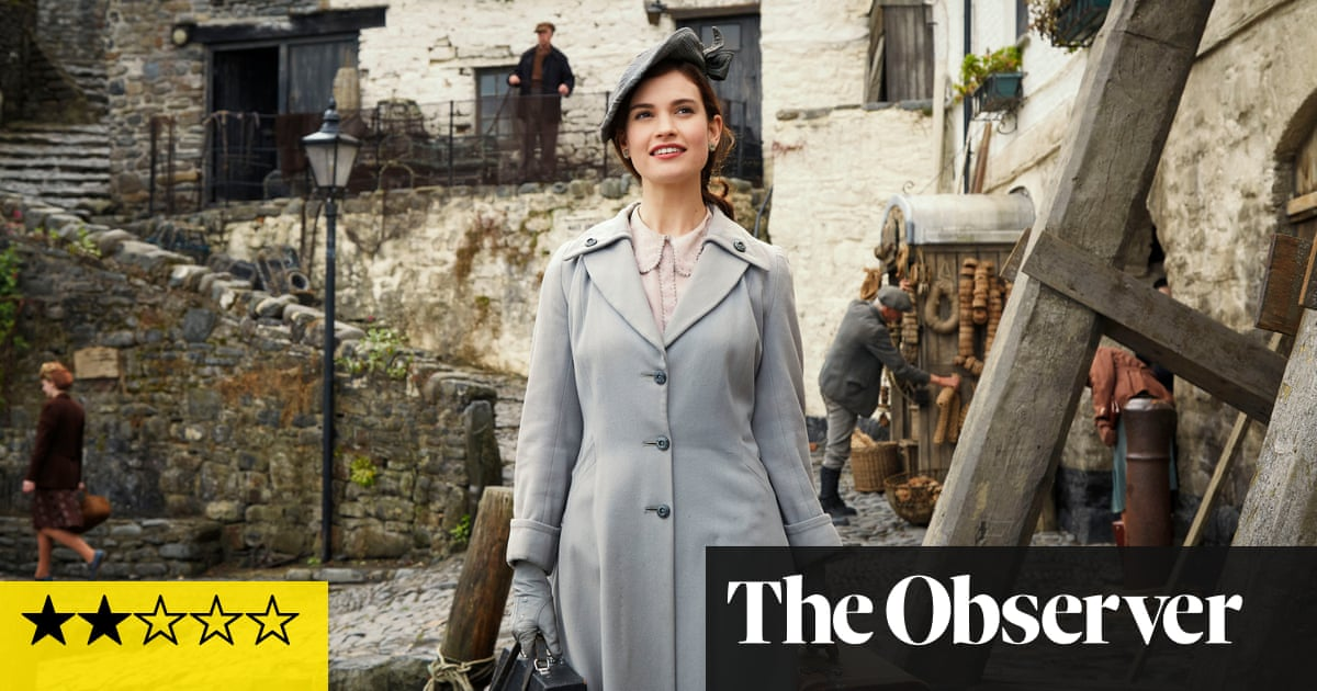 6605f95269 The Guernsey Literary and Potato Peel Pie Society review – a recipe for  whimsy