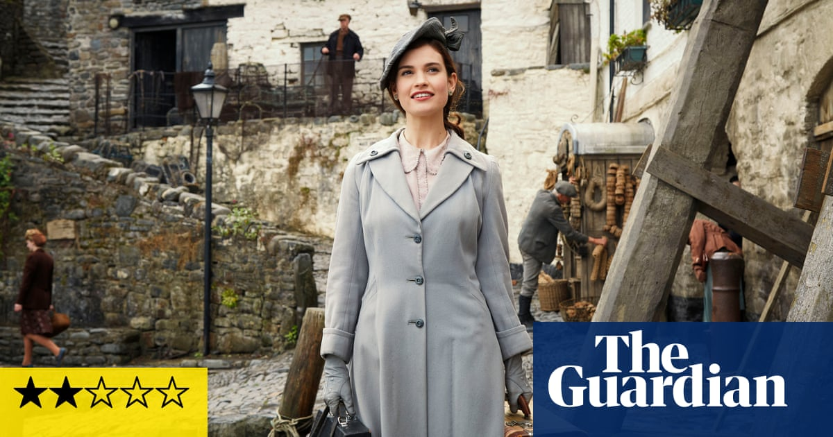 The Guernsey Literary and Potato Peel Pie Society review – a
