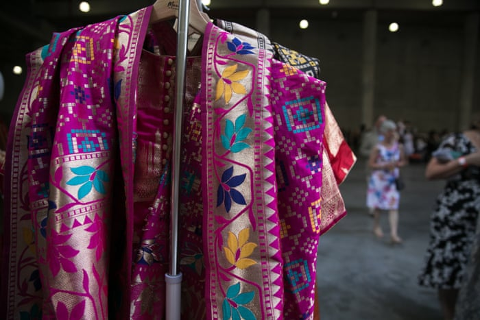 Hanboks Saris And Coat Dresses Inside Fashions Of Multicultural Australia A Picture Essay Fashion The Guardian