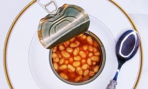 can of beans