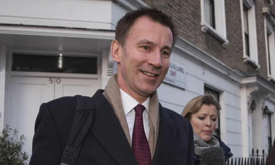 Jeremy Hunt is to impose the new contract on doctors.
