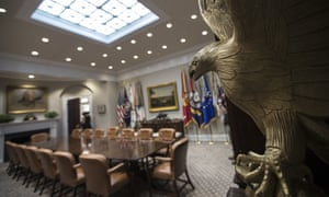 Trump's $3m White House redesign? It's as drab as a