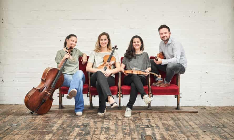 The Elias Quartet
