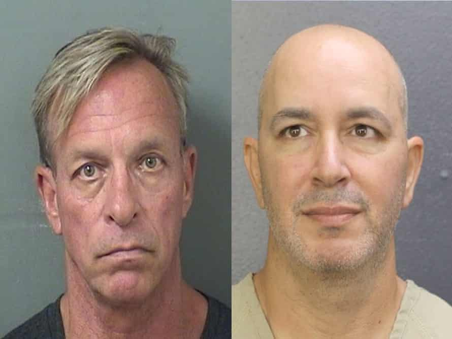 Thomas Keesee and Sahar Sarid are accused of extracting more than $2m in mugshot-removal fees from over 5,000 people.