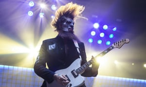 Jim Root of Slipknot: the band have postponed their upcoming Asian tour, including Knotfest Japan.
