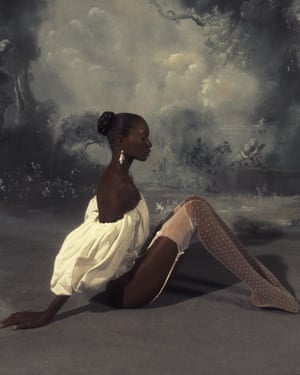AJ Hamilton – The Milkmaid I