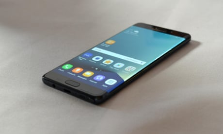 Samsung unveils Galaxy Note 7 phablet you can unlock with your eyes