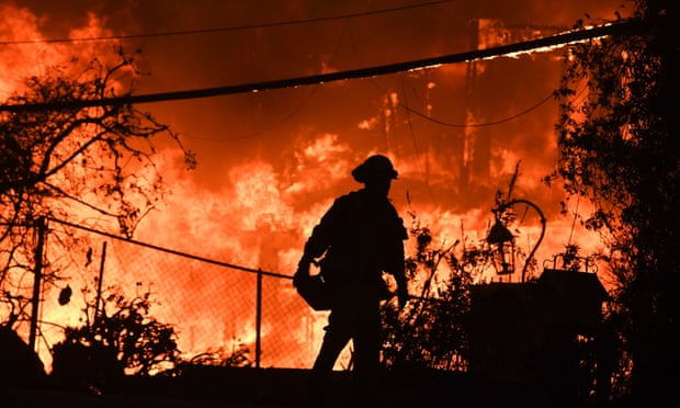 'We need to expect and prepare for fire, rather than relying on firefighters to stop it.'
