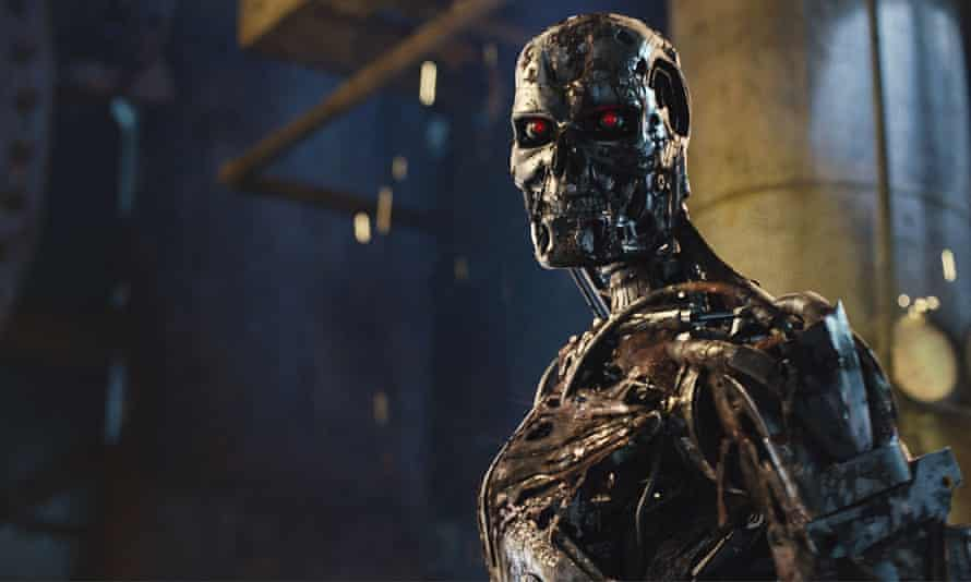 What the world really doesn't need is Terminators.
