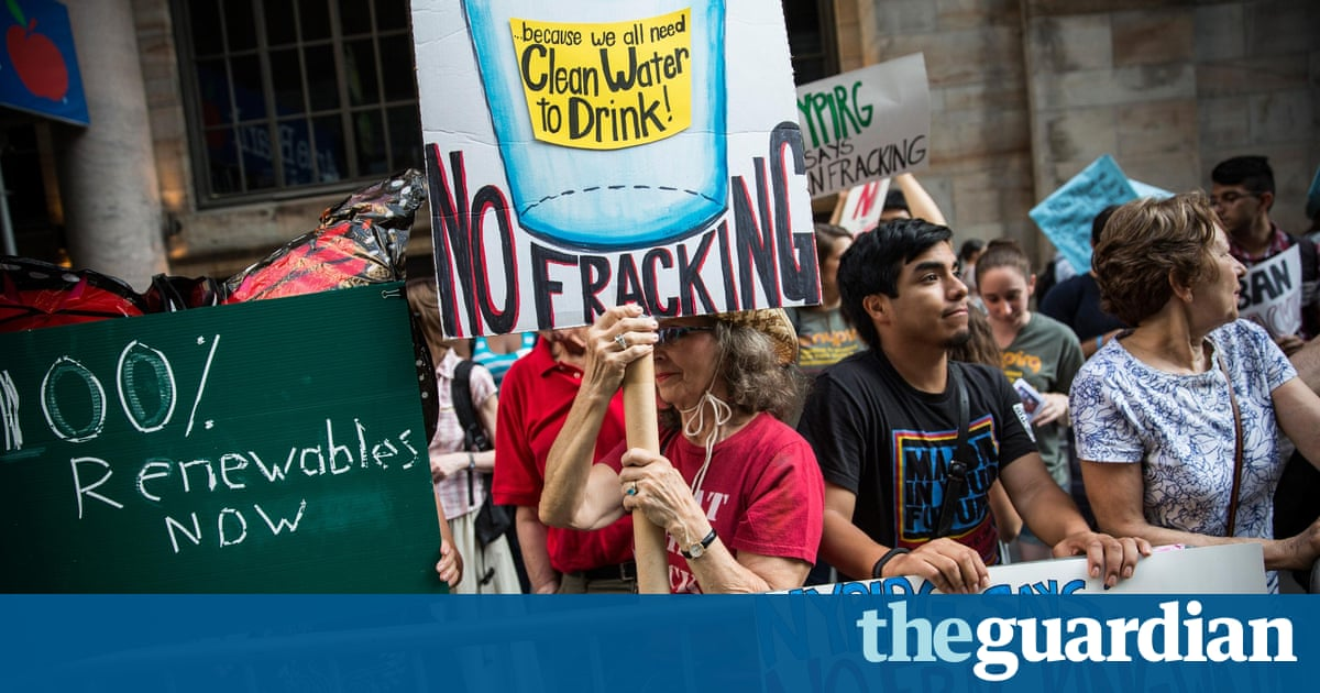 fracking drinking water and new york