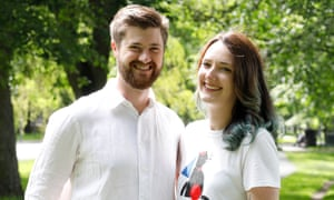 James Owers and Diana Bardsley