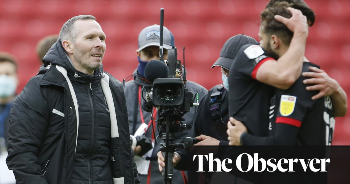 Lincoln's Michael Appleton: 'My time with the Oystons was difficult as any'