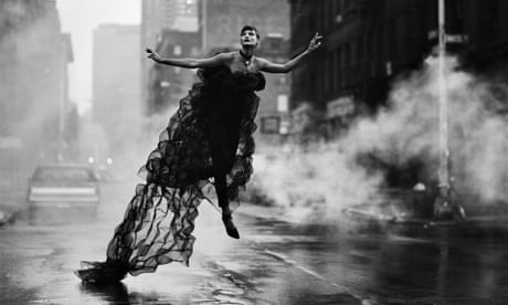 Peter Lindbergh: 'I don't retouch anything'