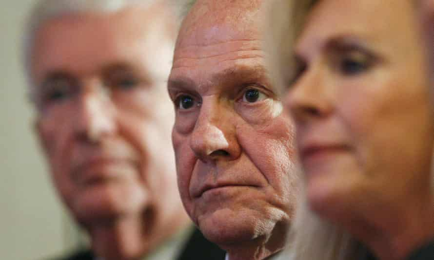 Roy Moore has refused to drop out of the Senate race despite allegations of sexual misconduct.