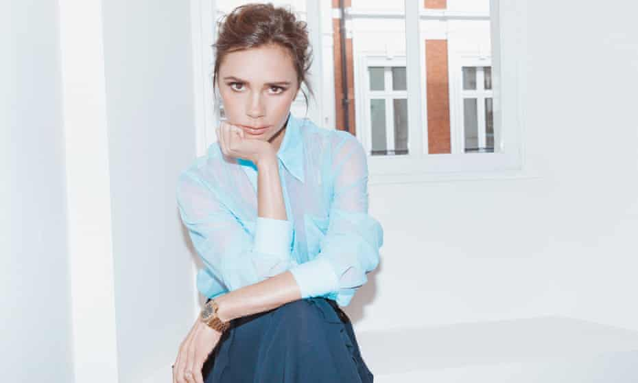 Portrait of Victoria Beckham