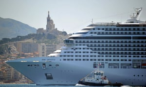 I don't want ships to kill me': Marseille fights cruise