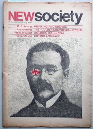 An edition of New Society from 1965.