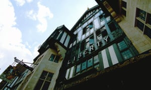 Liberty London department store