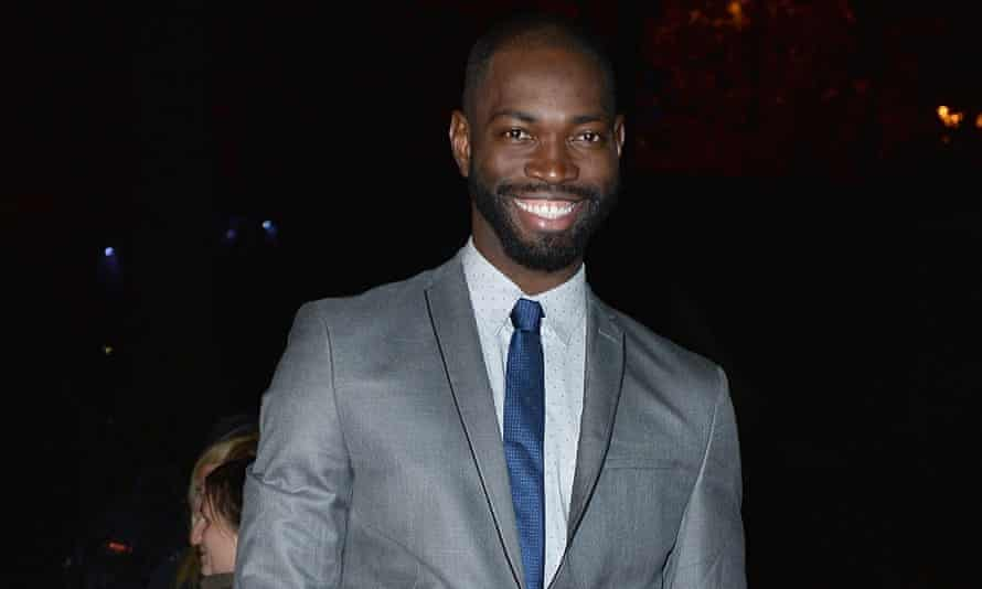 'I don't know if I'll ever be done trying to suss out the trauma of growing up with an addictive parent' ... Tarell Alvin McCraney, whose autobiographical play is the inspiration for Moonlight.