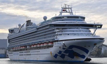 cruise ship ruby princess