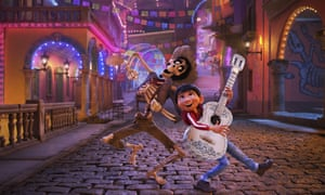 Still from Disney Pixar's Coco