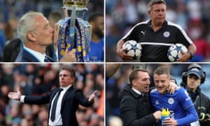 In addition to Brendan Rodgers, three other Leicester City managers – Claudio Ranieri, Craig Shakespeare and Claude Puel – have contracts that are yet to expire.