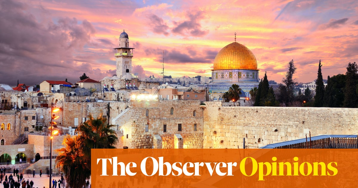 From the river to the sea, Jews and Arabs must forge a shared future | Kenan Malik