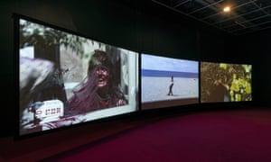 The Agnès Varda installation at Liverpool Biennial