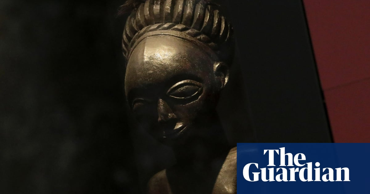 Belgium unveils plans to return DRC artworks stolen during colonial rule