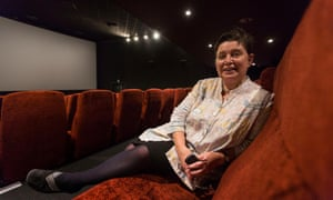 Picturehouse Cinemas co-founder, Lyn Goleby