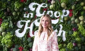 Gwyneth Paltrow at In Goop Health 2017