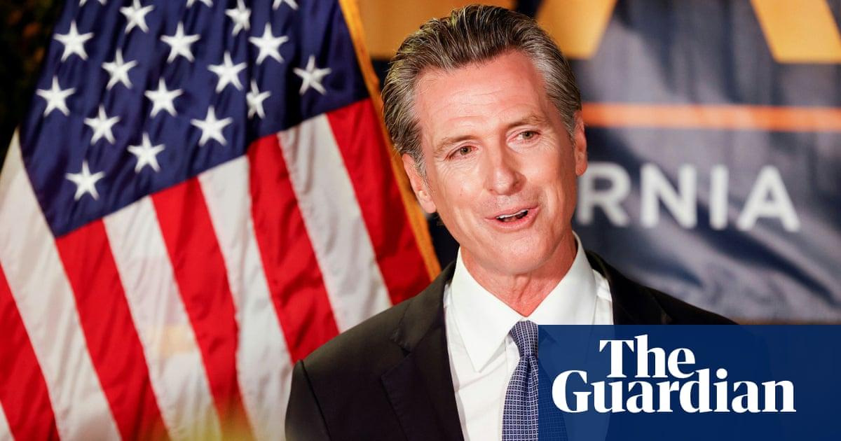 Governor Gavin Newsom defeats California recall effort – video