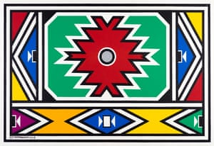 Abstract by Esther Mahlangu.
