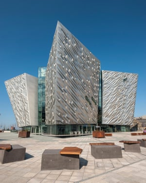 Titanic Museum, Belfast, Northern Ireland, United Kingdom, Europe, PublicGround