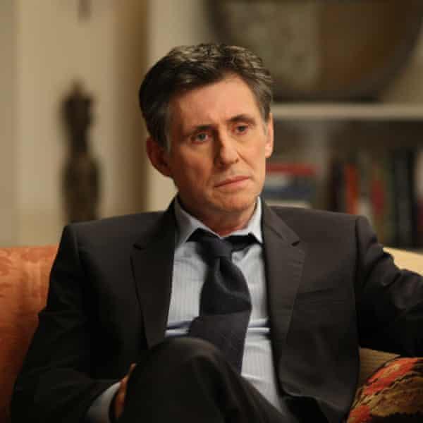 Gabriel Byrne in In Treatment.