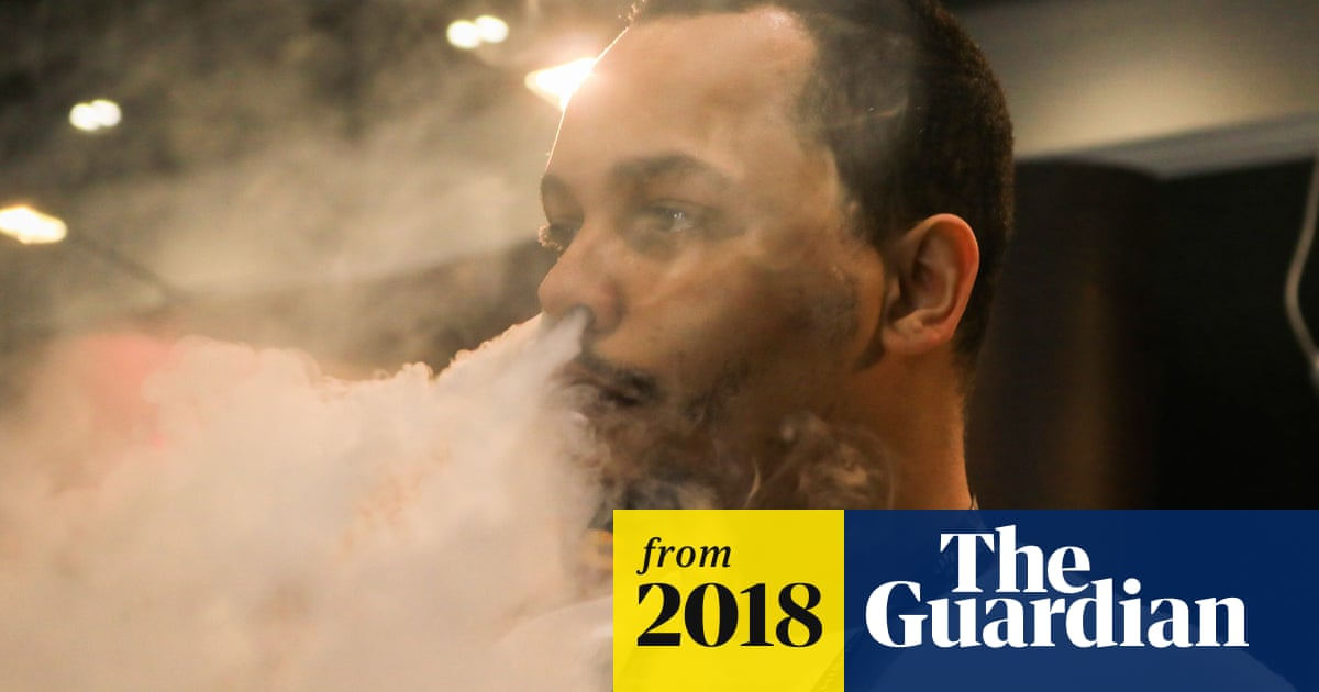 E-cigarette firm cashes in on vaping boom with stock market