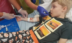 Eight-year-old Luis Walker has cystic fibrosis. But the NHS cannot afford to provide him with the drug Orkambi as its manufacturers are charging more than £100,000 per patient.