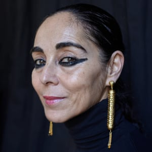 Shirin Neshat in New York. Photo by Tim Knox Commissioned for G2 ARTS