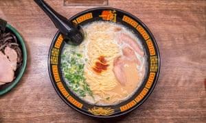 10 Must-try Ramen Shops in Tokyo