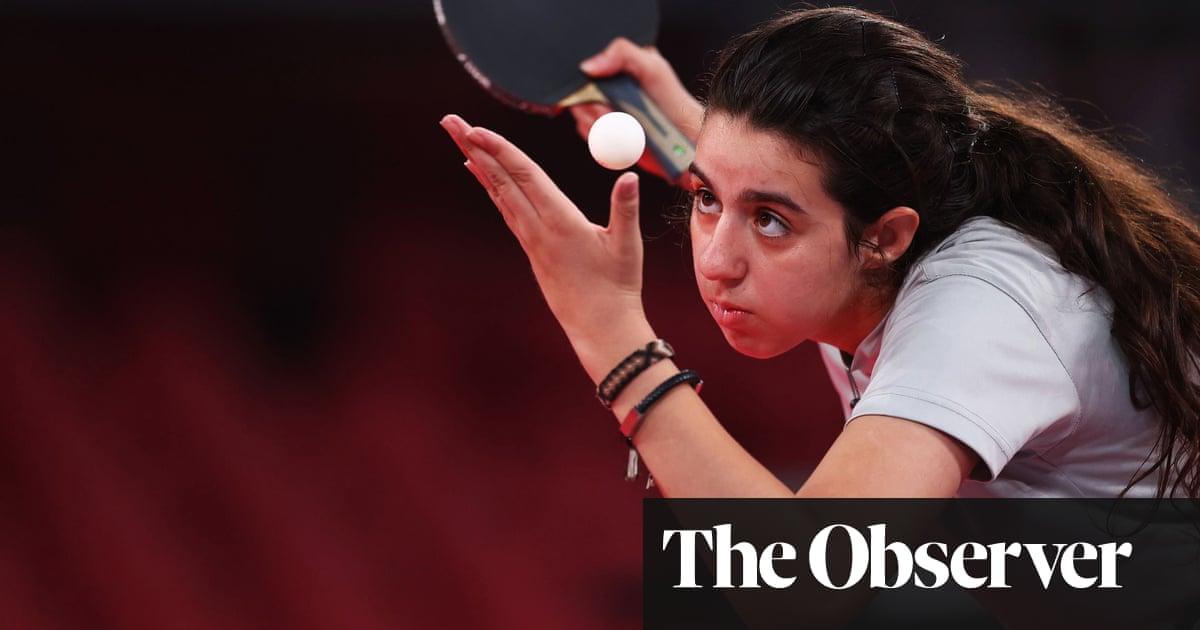 'Fight for your dreams' – Hend Zaza, 12, makes history at Tokyo Olympics