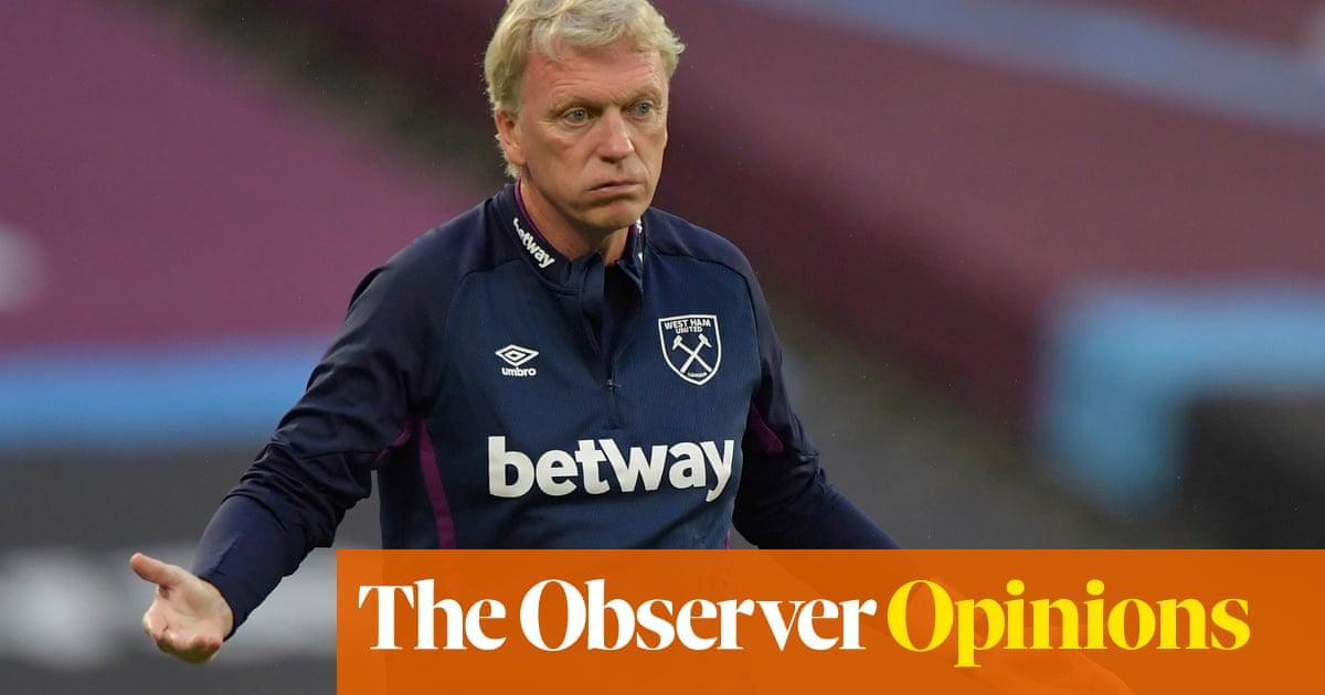 David Moyess sorry Sunderland saga bodes ill for West Ham | Jonathan Wilson