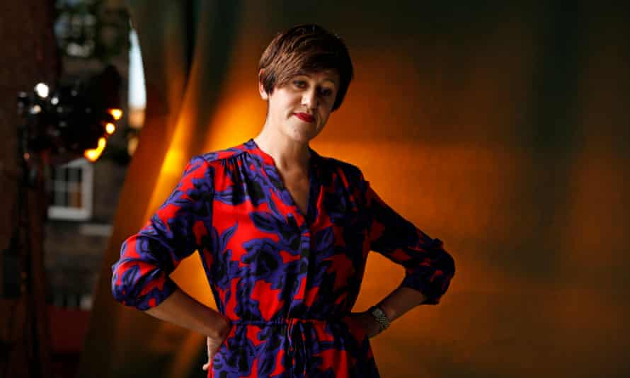 Musician Tracey Thorn