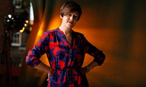 Tracey Thorn: 'compelling' commentary on singing.