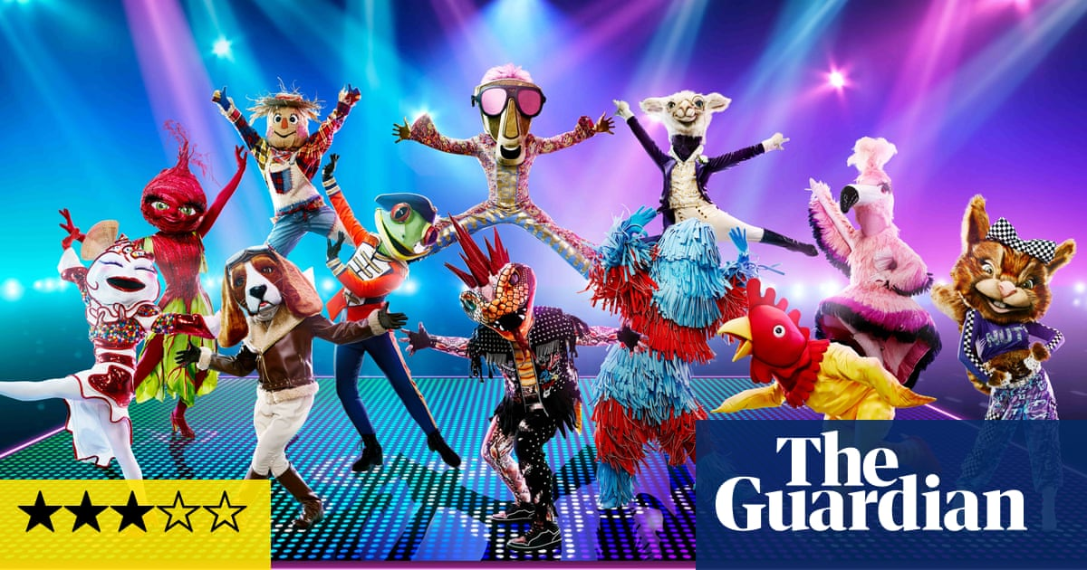 The Masked Dancer review: a ludicrous waste of time – but oh so much fun
