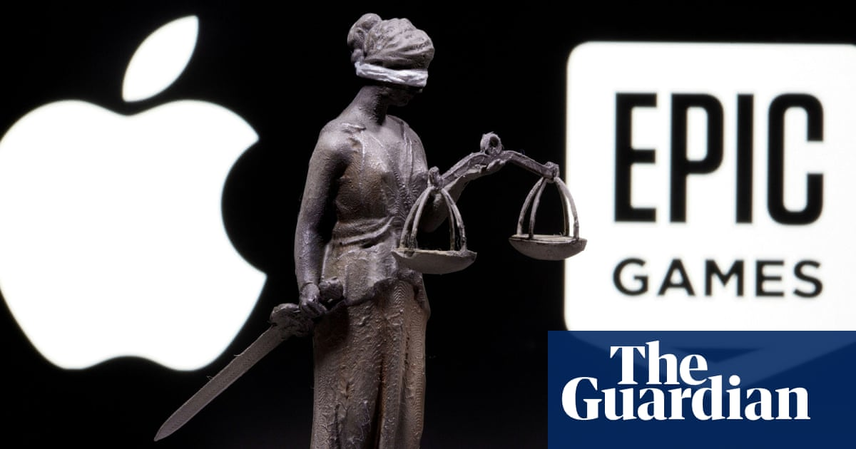 Judge in Fortnite case loosens Apple's control over App Store