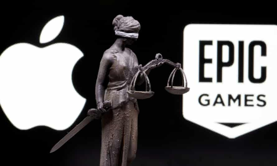 The ruling says Apple cannot bar developers from providing buttons or links in their apps that direct customers to other ways to pay. outside of Apple's own in-app purchase system.
