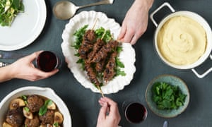 A lamb hearty and liver feast for Valentine's Day to lift the spirits.. and the bedclothes.