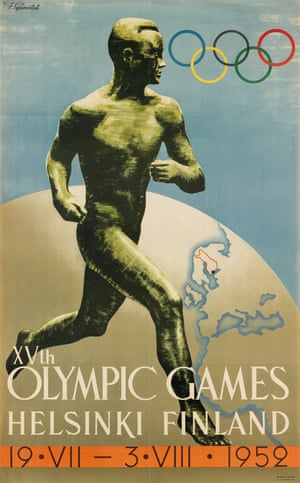 Ilmari Sysimetsã, XVth Olympic Games